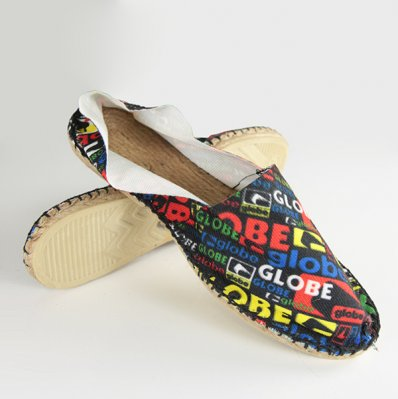 GLOBE Matrix espadryle Multikolor