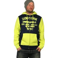 ZOO YORK Spray Logo bluza z kapturem