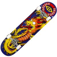 POWELL GOLDEN DRAGON Cab Art deskorolka