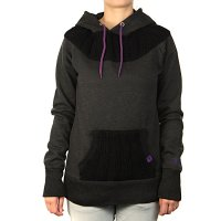 RIDE Cable Pull Over bluza z kapturem damska