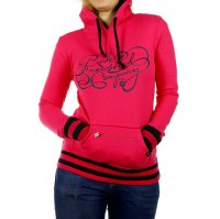 RIDE Pullover Electric bluza z kapturem damska