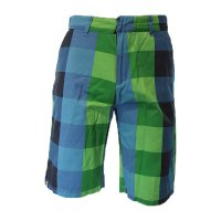 Fairway To Haven Cotton Blue Check