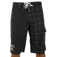 SANTA CRUZ Outplaid boardshorty