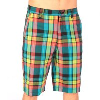 VOLCOM Graduate Plaid Short szorty
