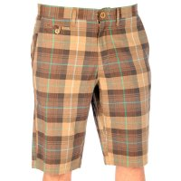 VOLCOM Henderson Plaid szorty