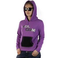 VOLCOM Up In Lights bluza z kapturem damska