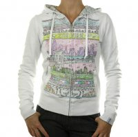 ZOO YORK Dantastic Rev bluza z kapturem damska