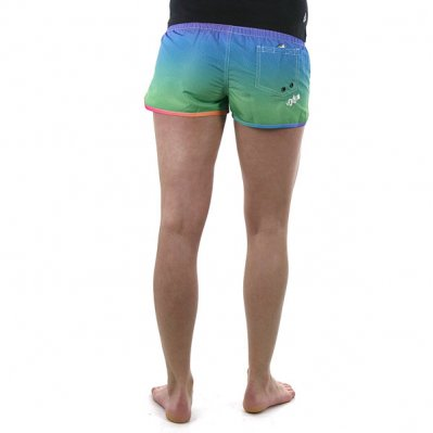 VOLCOM Beachrun boardshorty damskie Multikolor