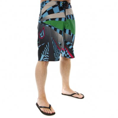 VOLCOM Dusty Vcoop boardshorty Czarny