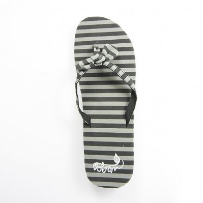 VOLCOM Easy-flops for women Szary