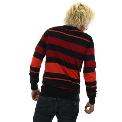 VOLCOM One Way Too sweter Czarny