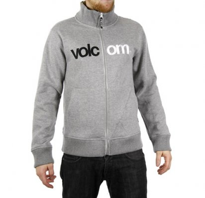 VOLCOM To The Point bluza Szary